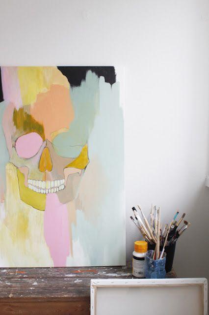 Skull // Hanna Perala