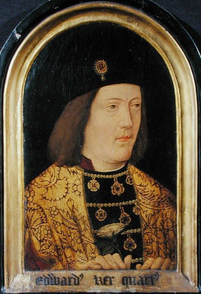 edward iv and richard iii relationship