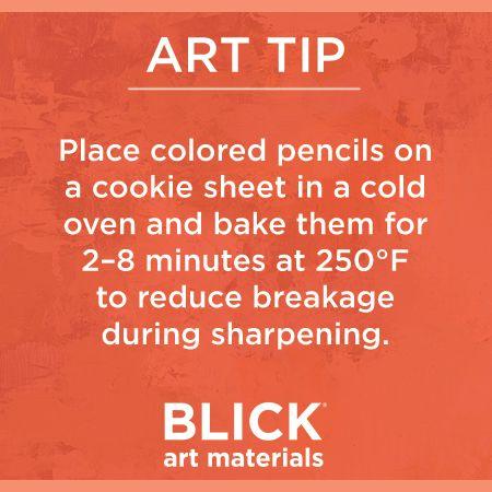#blickart #arttip #coloredpencil
