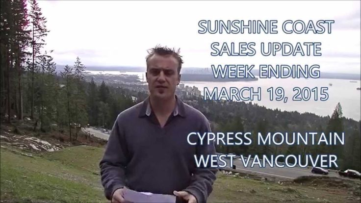 VIDEO: Weekly Sales Summary for Real Estate Sales Sunshine Coast BC by KT on the Coast Gibsons https://www.youtube.com/watch?v=uRIDdG80V-o