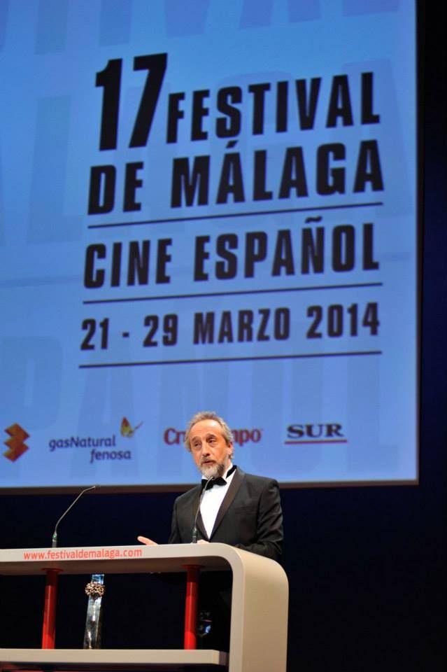 Gala conducida por el actor Gonzalo de Castro