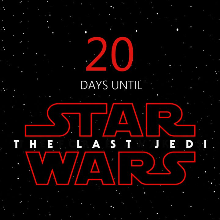 La larga espera está por culminar...The Last Jedi Episode VIII Team Conde Chewbacca #starwarsfan #starwarstheforceawakens #starwarsart #legostarwars #starwarsday #starwarsnerd