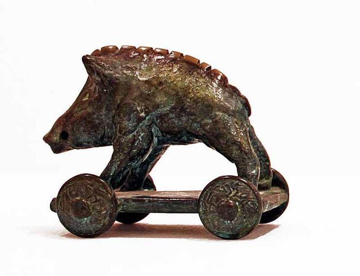 Junction Art Gallery - Llwydawg the Hewer, bronze edition 6/25  £210.00  http://www.junctionartgallery.co.uk/artists/sculpture/sean-harris/llwydawg-the-hewer