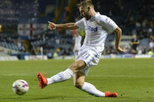 Leeds United v Derby County: Taylors lining up a return against Rams