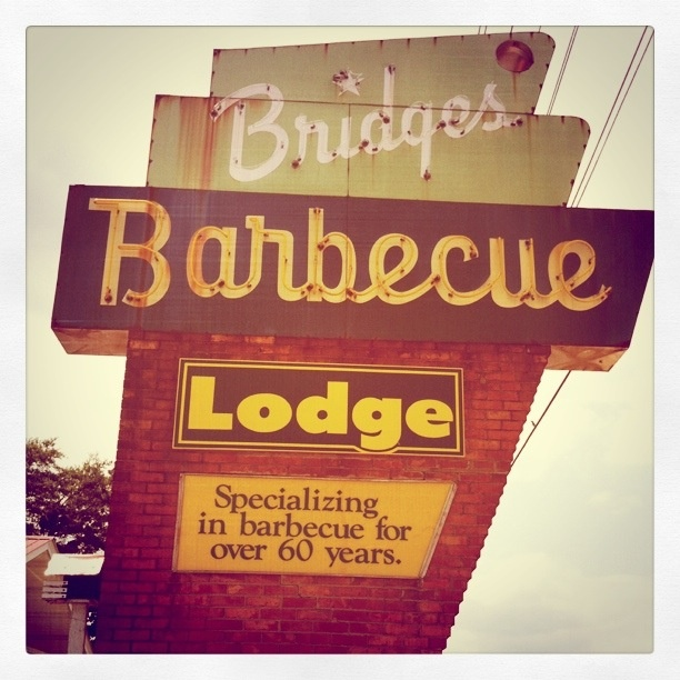 Bridges BBQ in Shelby, NC