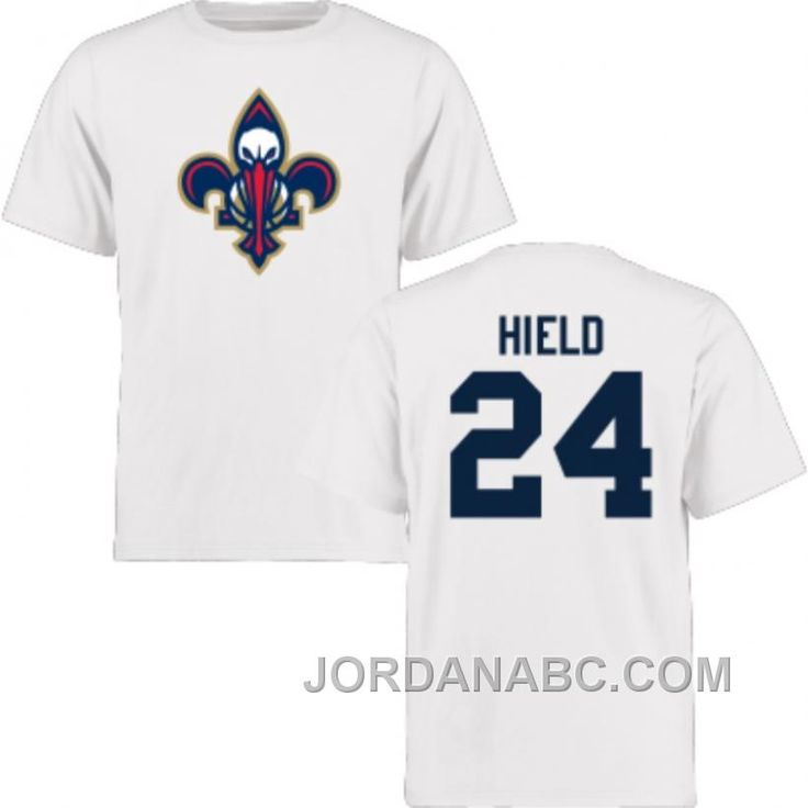 http://www.jordanabc.com/buddy-hield-new-orleans-pelicans-24-2016-nba-draft-pick-name-number-white-tshirt.html BUDDY HIELD NEW ORLEANS PELICANS #24 2016 NBA DRAFT PICK NAME & NUMBER WHITE T-SHIRT Only $50.00 , Free Shipping!