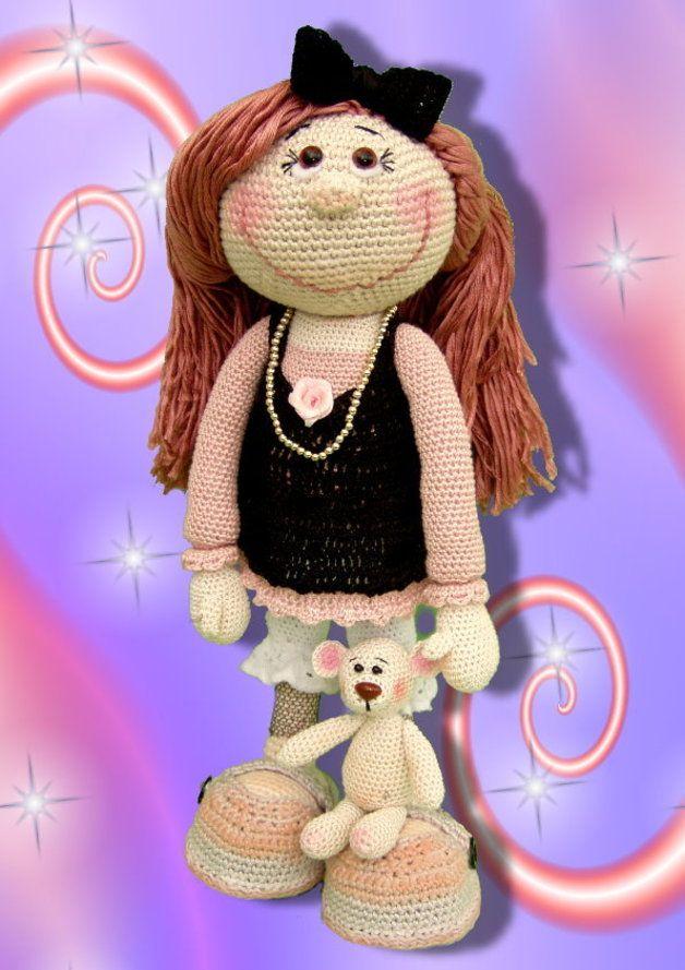 220 besten Amigurumi Puppen doll crochet Bilder auf Pinterest ...