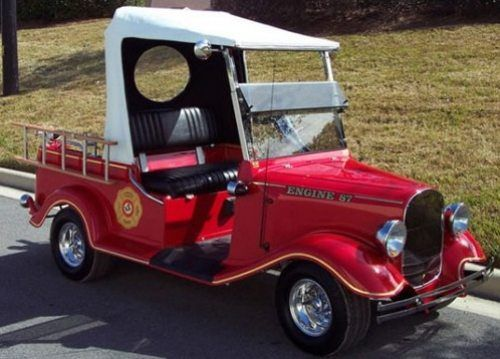 Awesome golf carts : theCHIVE
