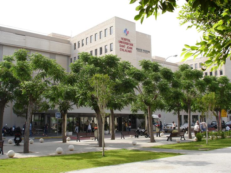 http://www.dep17.san.gva.es/ Fachada del hospital Universitario Sant Joan d'Alacant