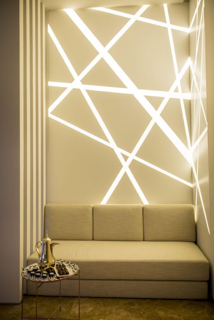 Nice Indirekte Beleuchtung ein neues Wohlgef hl zu Hause Architektur Beleuchtung