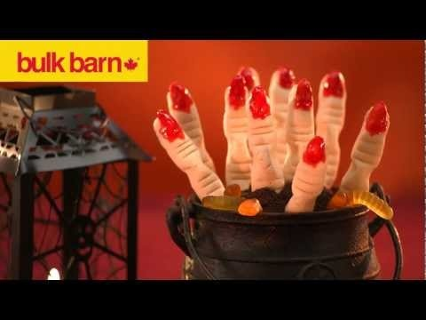 Wicked Witches Fingers - Bulk Barn Recipe