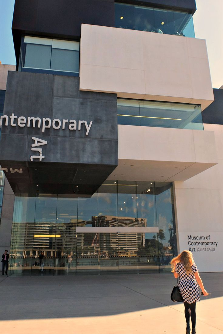Rainy days call for art, and there's plenty of it at the Museum of Contemporary Art in Sydney.