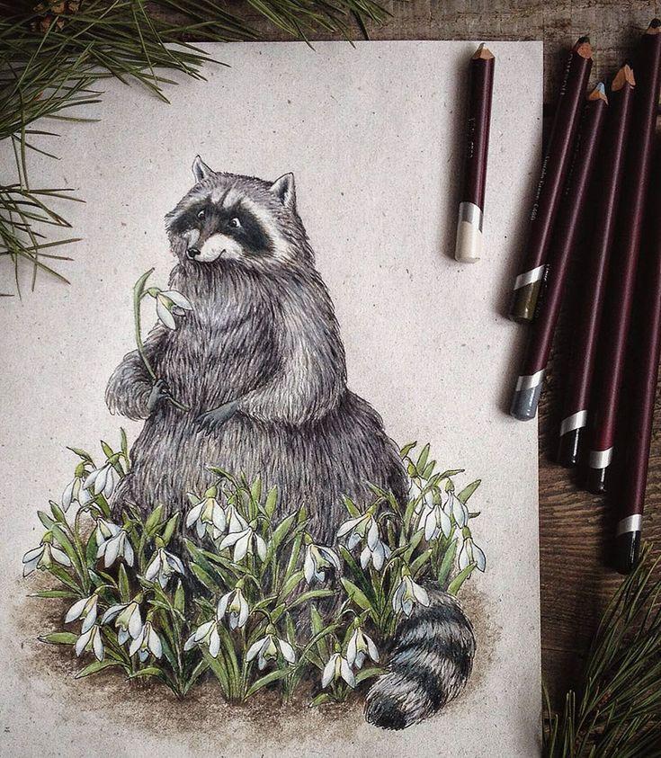 fairytale-illustrations-color-pencil-lia-selina-11