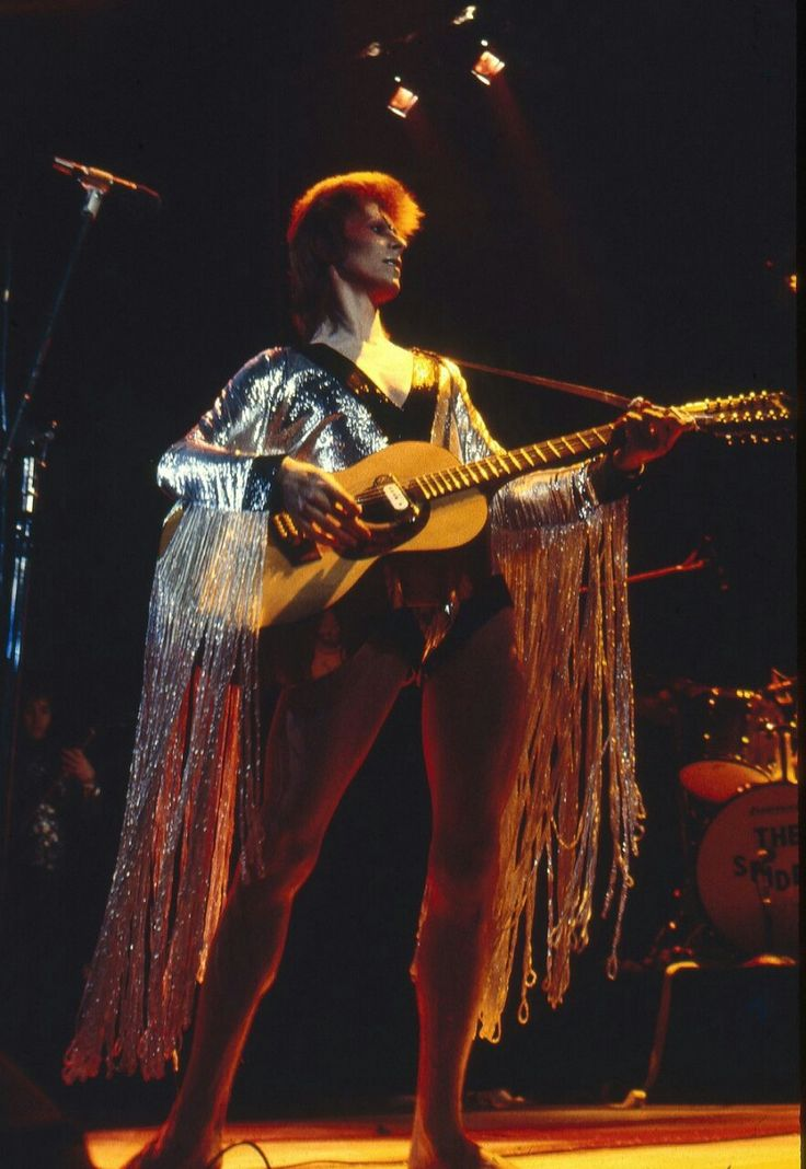 Ziggy Stardust... like the idea of this jacket