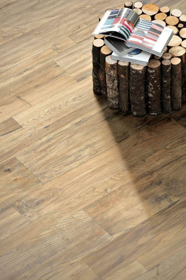 Incredible timber-look tiles #signorinotilegallery