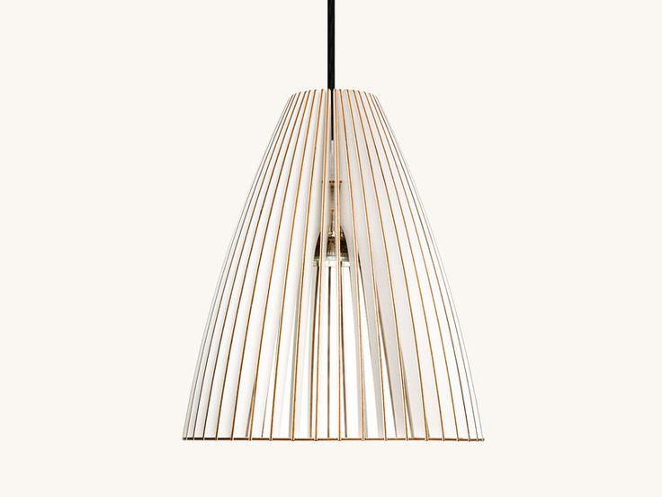 TEIA - IUMI DESIGN Leuchte aus Holz von IUMI DESIGN auf DaWanda.com