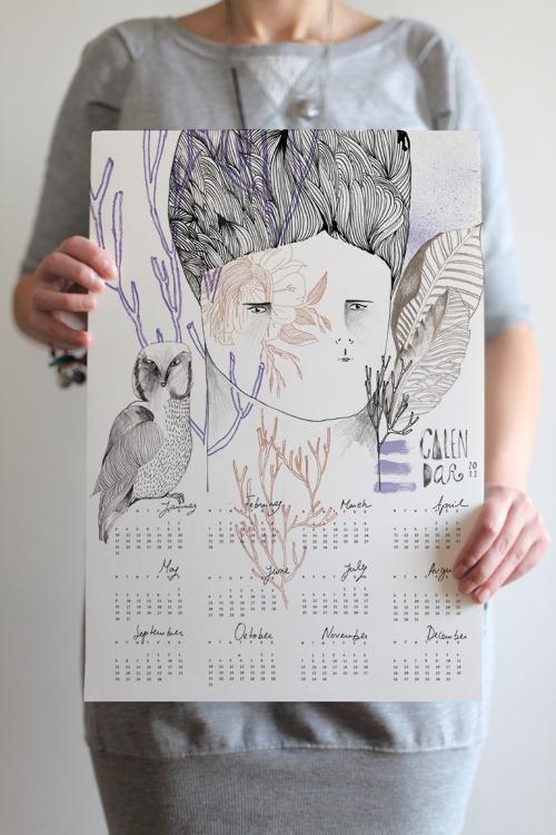 calendar by 2dot2