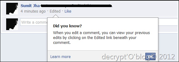 Facebook FeatureTechie Doodads