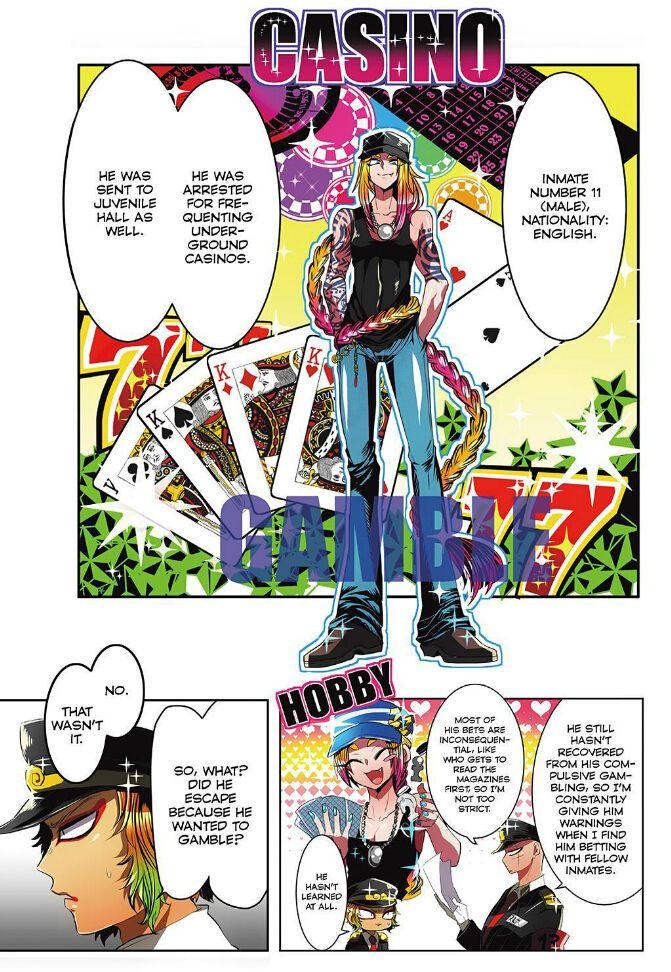 Nanbaka Anime funny, 2017 anime, Anime shows