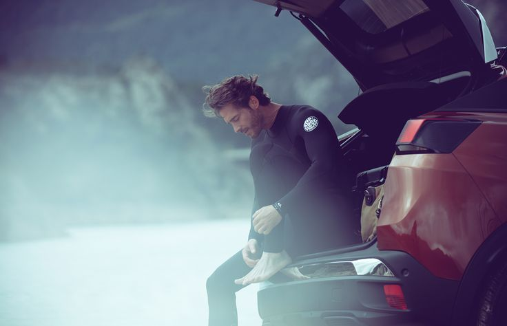 Lifestyle Peugeot 3008 on Behance
