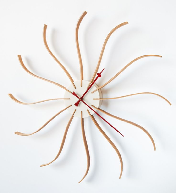 outdoor bamboo wall clock 373 best clocks starburst sunburst images on pinterest