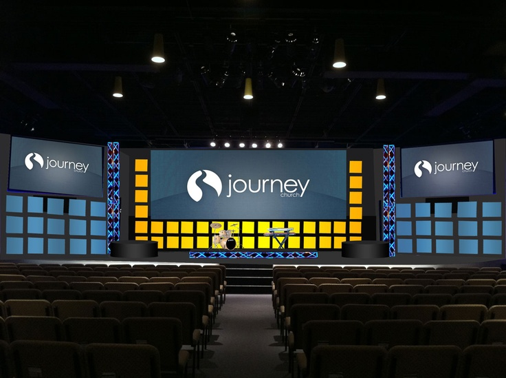 true grid church stage design ideas - Church Stage Design Ideas