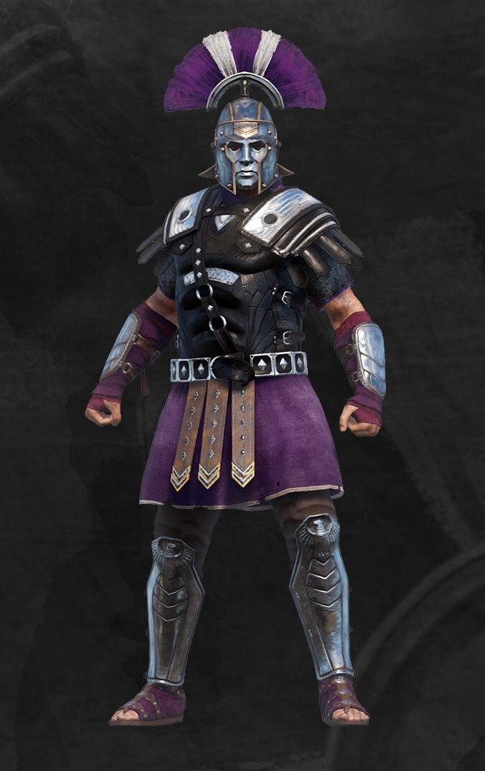 Ryse Son of Rome Praetorian armor gladiator mode