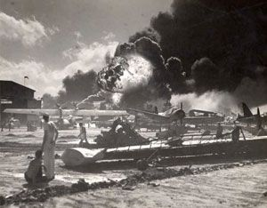 In the Attack on Pearl Harbor activity, students learn about the events that led up to the bombing of Pearl Harbor.