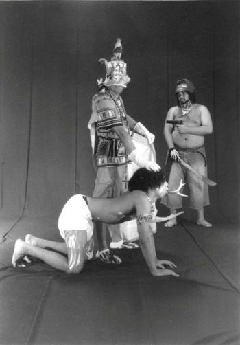 Tirzo Martha | Caribbean Pose de la série Am I an African or a Nigguh