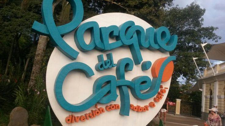 Parque Nacional del Café en Montenegro, Quindío