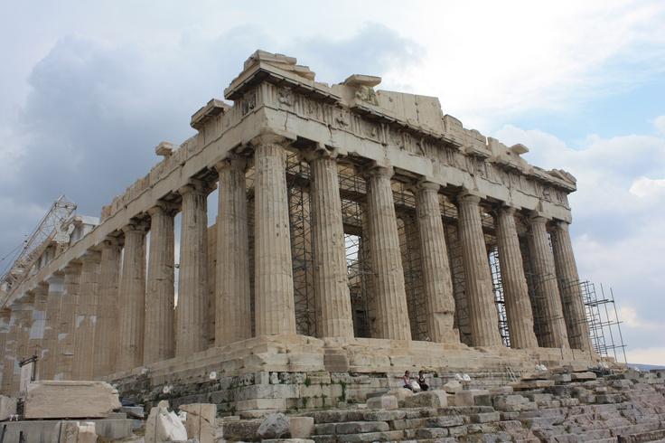 Acropole - Athenes