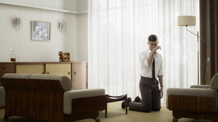 """Erwin Olaf """"Troy"""" (2007) from the series """"Grief"""""""