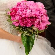 Full Bloom Bridal Bouquet - Full Bloom Bridal Bouquet > View Full-Size Imag... | Full, Bloom, Aud, Purchased, Bouquet | Bunches