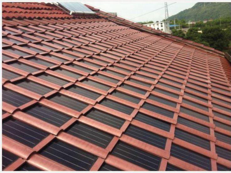 Solar Roof Tiles #SRSENERGY