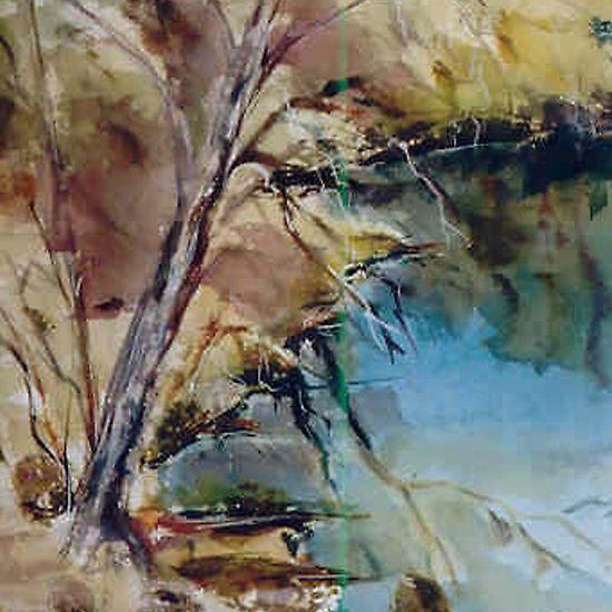 Turpin Falls, Kyneton Vic Australia