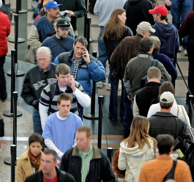 How to Save Travel Time and Clear Airport Security Quickly