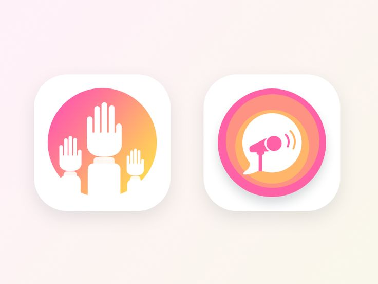 Political Discussion App Icon (WIP-2)
