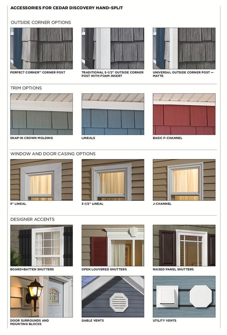 39 Best Siding Images On Pinterest Exterior House