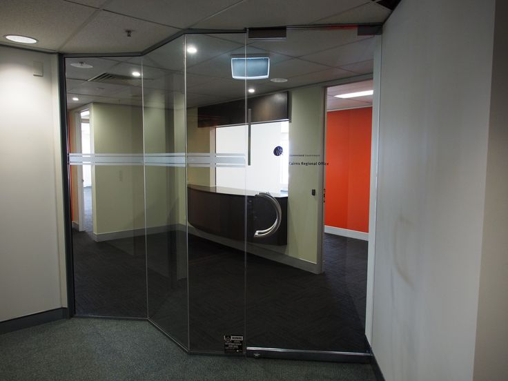 Office Refit - Corporate Tower, Cairns