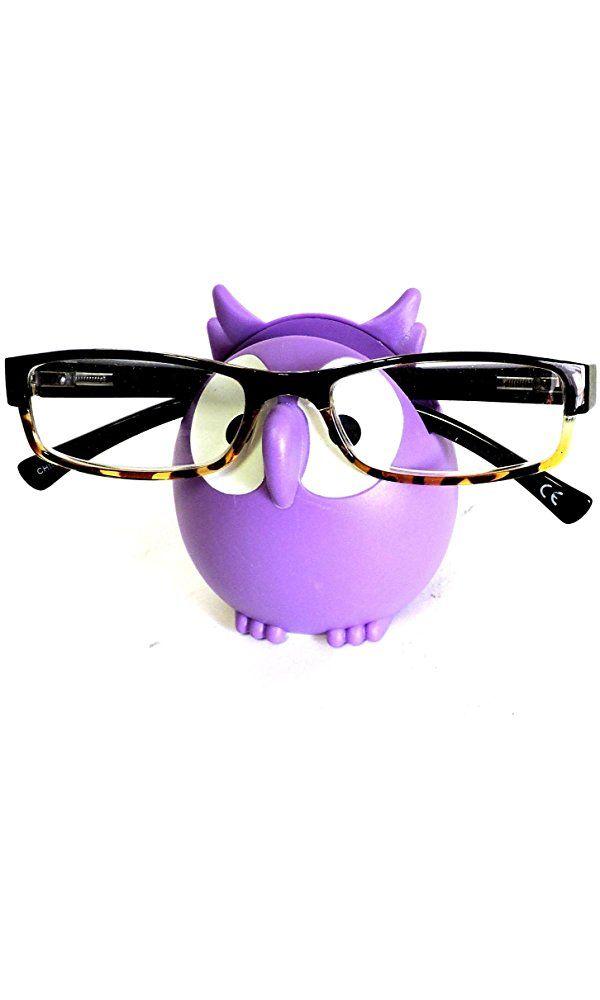 Owl Glasses Sunglasses Eyeglass Holder Stand Display Rack Smartphone Holder Best Price