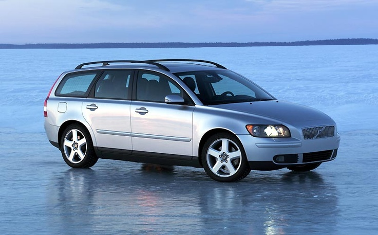 2012 Volvo V50 T5.  Sensible and sporty.