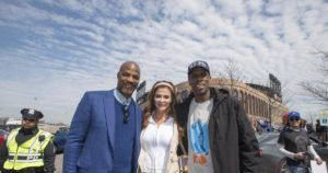 Doc Gooden Darryl Strawberry attend Mets' Opening Day collectively   New York Every day Information