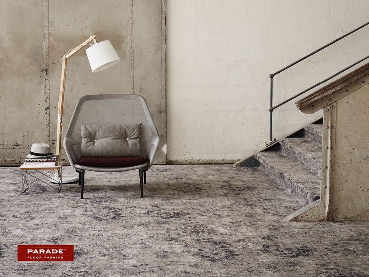 Een sober interieur komt tot leven met een #vintage tapijt.   Meer info op http://www.tapiroe.be/stijlentapijt.html