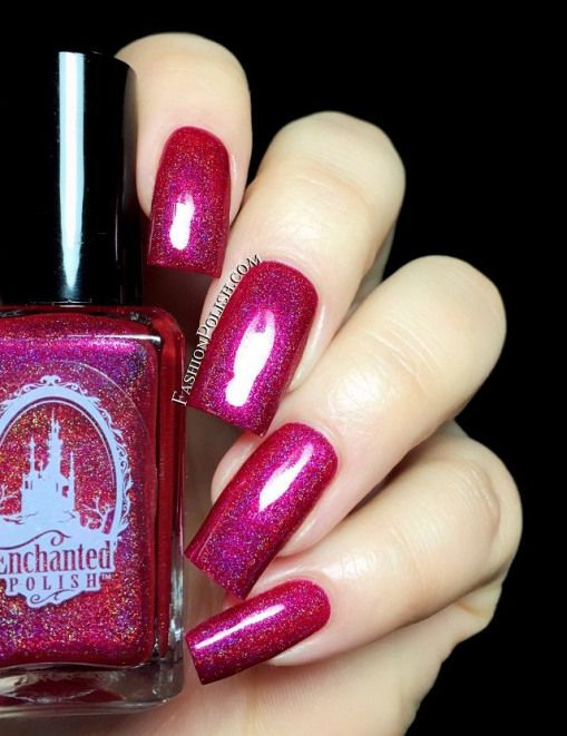 Fashion Polish: Verzaubertes polnisches La La Land … und August, September und Oktober …   – Nail Color