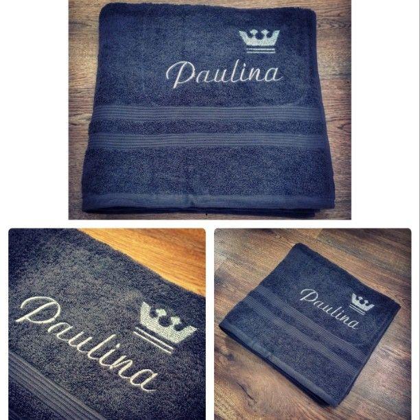 #towel #bath  #embroidery #sewing #client #pillow #case #gift #birthday #dedication #design #poduszka #wykonamy #haft #okolicznościowy #poduszka #prezent #dedykacja #koszalin #szczecin #Warszawa #grandmother  #grandfather  #day #dzień #babci #dziadka #Silver #Gold