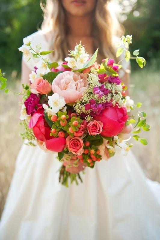 ► Ramo de novia original. #ramosdenovia