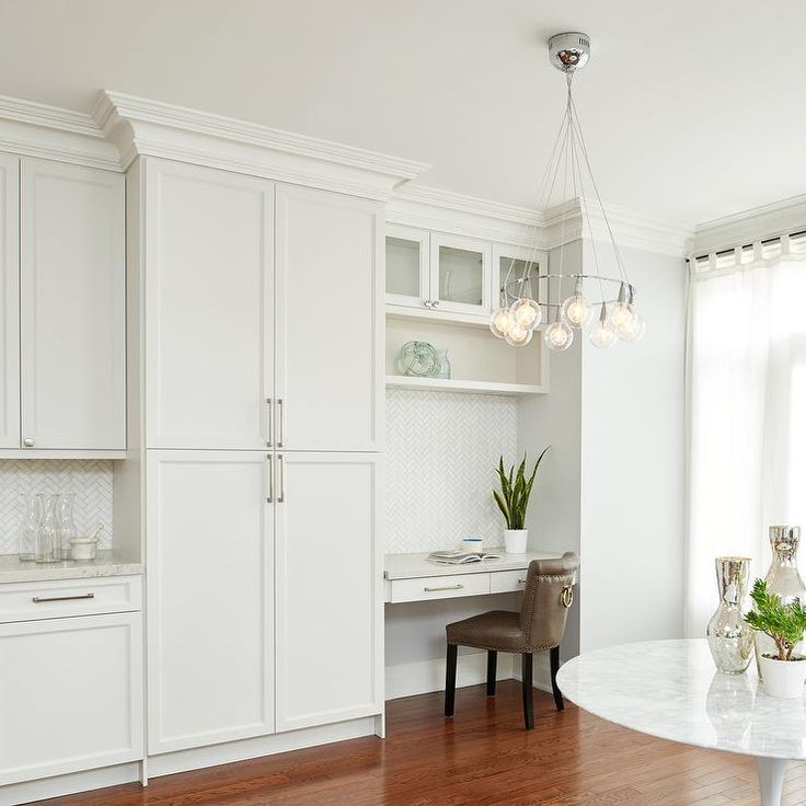 Grey Kitchen Walls With White Cabinets: Best 25+ Light Gray Walls Kitchen Ideas On Pinterest