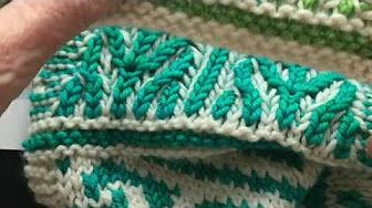 (300) Brioche Knitting - YouTube - YouTube