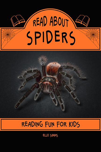 Do you like spiders? Do creepy crawly eight legged arachnids fascinate you? Want to learn more?  Read About Books are educational children's books designed to inspire your young reader to learn about their favourite subjects while practicing their reading skills.  Included in Read About Spiders are Fun Facts and How to Build a Spider Habitat.   This book is suitable for grades 1-3.  KINDLE e-book available. GET YOUR COPY NOW! Click the picture!