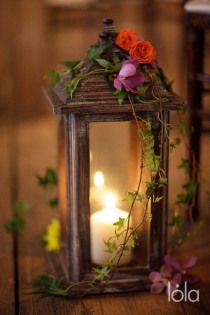 Rustic lanterns  ....♥♥....